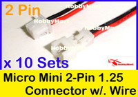 antenna wire connectors - Micro JST C1251 mm Pitch Pin Male Female Connector plug with Wire Length mm x Pair
