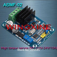 Wholesale ASMF channel high torque servo controller Servo DIY V V A N m