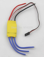 airplane brushless motor - 30 A Brushless Motor Speed Controller Control RC BEC ESC for T rex Helicopter