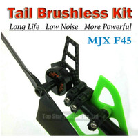 beautiful helicopter - MJX F45 Beautiful And Powful Smotth New Tail Brushless Motor Kit With Low Noise And Long Life