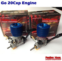 Wholesale Original Go Brand Cxp cc Nitro Engine for Scale Rc Sports Car Monster Truck Burggy