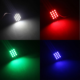 Wholesale Multi color Changing LED Multi Axis Night Lights for DJI Phantom F450 F550 RC Quadcopter Aircrafts w FPV Part