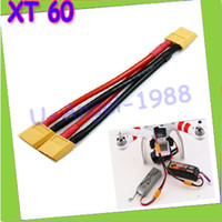 batteries harness - 2015 New XT60 Parallel Y Harness Connector Wiring Adaptor for Dji Phantom RC Lipo Batteries