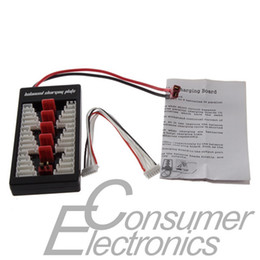 Wholesale 1Set s parallel charging board T Connector Convenient to charge and balance