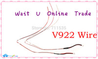 antenna electrical - V922 Special Electrical Wire Line Spare Parts For WL V922 G Ch Flybarless RC Helicopter