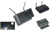 antenna dvr - Skyzone SKY D FPV G CH Diversity quot TFT Monitor Receiver DVR w Sunshade