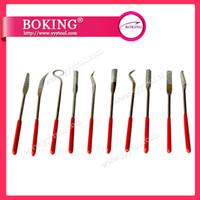Wholesale diamond needle files diamond tools set metalworking tool jeweler tools dremel accessories pack