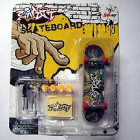 Wholesale Big sale Finger Skateboard toys mini FSB sport games pc