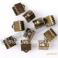 Wholesale New Iron Antique Bronze Golden Rhodium Silvery Connectors Buckle Clasps For Jewelry Findings mm
