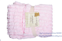 gegrge - GEGRGE Brand Baby girl s retail polyester pink in fashion blanket