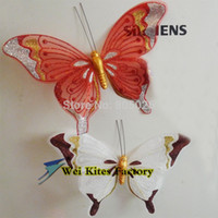 Wholesale high quality buttery kites can not fly children kites beautiful breeze can tough on refrigerator