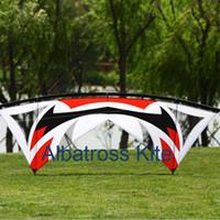 Wholesale 2 M Quad line stunt chinese kite quad line kite lines control stunt kite