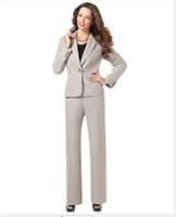 Cheap 2-Piece Suits Suit Best Cotton Two Button Women Suit