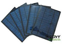 Wholesale Mini solar panel mini solar module W V