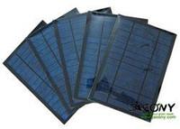 Wholesale Mini solar panel mini solar module W V