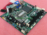 Wholesale MotherBoard Foxconn Irvine GL6E MCP73S01 LGA GeForce MCP73 Mini ITX HP OEM Free by EMS
