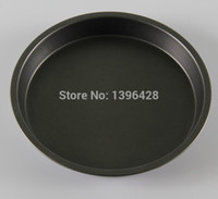 Wholesale High Quality Black inches Non stick Coating Baking Dish Pizza Pans Baking Mould