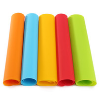 Wholesale High Quality x30cm Silicone Mats Baking Liner Best Silicone Oven Mat Heat Insulation Pad Bakeware Kid Table Mat