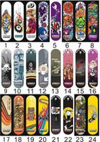 Wholesale DIY Colorful Finger extreme sports Finger skateboard toys Finger toy