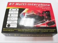 Wholesale 8 M Bluetooth Intercom for Motorcycle Helmet hot sell