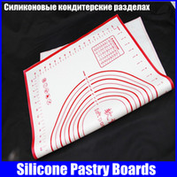 cake boards - FS Useful cake tools CMx40CM cake boards kitchen cooking tools silicone boards mass roll skalku slincone Pastry Boards