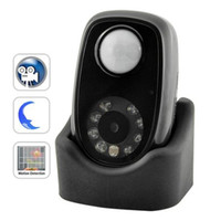 auto body videos - Piece PIR Detector HD Camera Mini DVR Auto Video Recorder with Infrared body induction and Night vision function