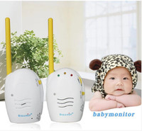 affordable audio - New arrival Factory Outlet Wireless Digital Audio Baby Monitor Clear Audio One way intercom Affordable prices