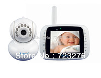 baby talkie walkie - 2015 kids lullaby nanny Baby Care Security Wireless Video Baby monitors inch LCD Digital Baby Camera Monitor walkie talkie