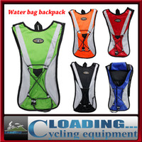 bicycle road trips - new outdoor sports water bladder bag bicycle backpack mtb road bike shoulder packs knapsack for cycling running hiking long trip