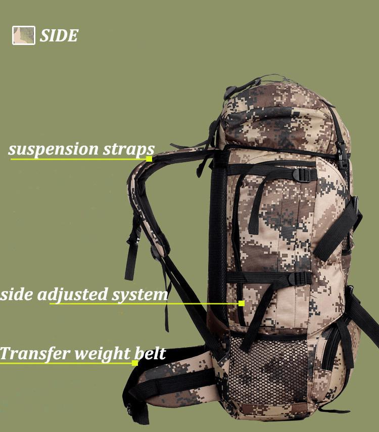 Online Cheap 90l Large Military Backpack Mochilas Camping Militar ...