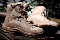 Wholesale Military Tactical Boots Desert Combat Outdoor Army Hiking Travel Boots Leather Autumn Ankle Male Boots Plus Size