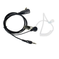 acoustic details - Details about Pin Covert Acoustic Tube Earpiece For Midland G6 G7 GXT550 GXT650 LXT80