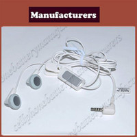 For Nokia stereo white HS-47 earphone for Nokia mobile(cell) 3120,3500,5200,7510,7610,E66, E71, E90 from factory,wholesale