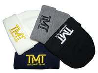 Wholesale 2015 Brand new TMT YMCMB HIPOP Beanies amp Skullies Hats Caps Wool Winter Knitted Caps and Hats For Man and Women
