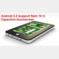 Wholesale 7 Inch Android S5PV210 MB GHz Capacitive Epad A8 Tablet PC