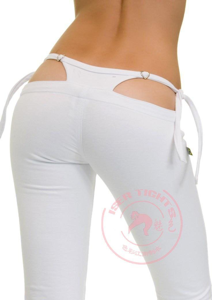 2017 Brazilian Designed Moleton Jeans Women Sexy Small T Faux Two ...