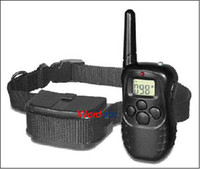 Wholesale LCD Electric Shock Collar Dog Training Remote Control