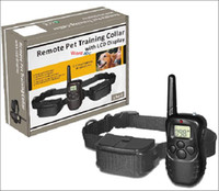 Wholesale New M Remote Dog LCD Training Collar Levels Shock