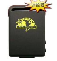 Wholesale Mini GPS Tracker Personal Locator GPS GPRS GSM Tracker Personal Tracker Vehicle Tracker