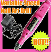 Wholesale Rotary Detail Carver file pen shape pedicure machine diamond electric nail art drill
