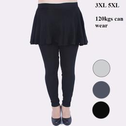 Plus size Cashmere imitation leggings,women winter pants,Large pleated skirt,2015 new jeans leggings above 120KGS leggings