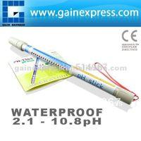 Wholesale Handheld Waterproof pH Stick Hydroponic Dipstick Meter Tester Built in ATC pH Range