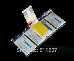 Wholesale 80 pH Meters PH Test strips Indicator Test Strips Paper Litmus Tester Urine amp Saliva english package