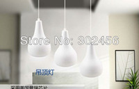 bar areas - W LED pendant light for bedroom studfy room living room bar area AC85 V celling light