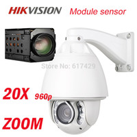 ptz auto tracking - New product Security CCTV Hikvision ptz ip camera P auto tracking ptz ip camera high speed dome camera ip