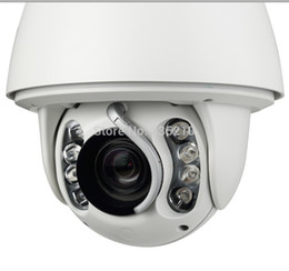 Wholesale New product Security CCTV Hikvision ptz ip camera P auto tracking ptz ip camera high speed dome camera ip