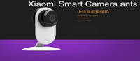 Wholesale In Stock Original Xiaomi Smart Camera Xiaomi xiaoyi Small ants smart webcam for smart home life