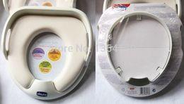 Wholesale Authentic intellectual high toilet seat cover Italian infants sit implement Soft toilet seat Children Potties pedestal pan