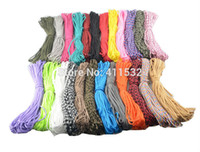 Wholesale 100 FT Paracord Paracord Parachute Cord Lanyard Rope Military Spec Type III StrandSL9