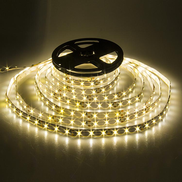 NEW Non-imperméable à l'eau 3528 5M 300 SMD Flexible Led Light Strip 60LED / m J